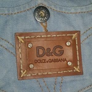 Women's Dolce&Gabbana Capri Jeans 28